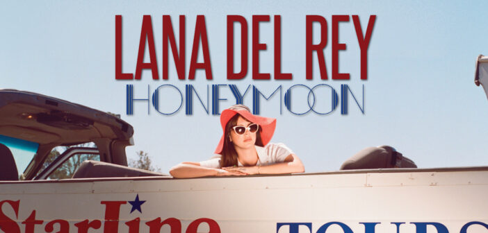 Nostalgic News: Lana Del Rey's Honeymoon was released 5 years ago