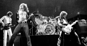 Led Zeppelin: From Concerts for Schools to Sold-Out World Tours