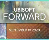 Ubisoft Forward Announcements September 2020