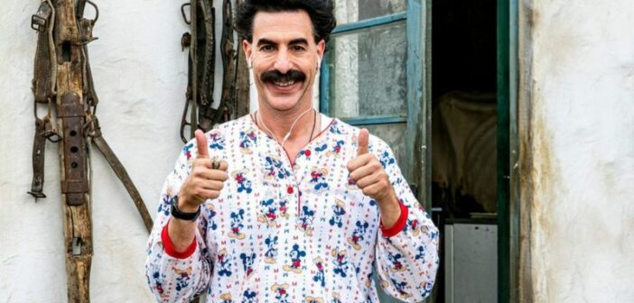 Review: Borat: Subsequent Moviefilm – 'Repulsive But With Bruising Political Honesty'