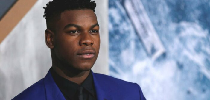 John Boyega: Actor, Producer, Activist and Hero