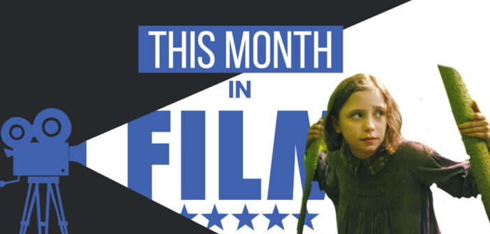 This Month in Film: October 2020