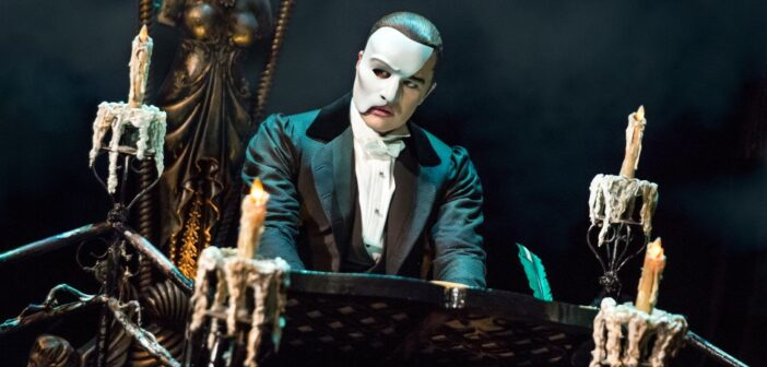 Phantom of the Opera: 'Love, Intrigue and Jealousy'