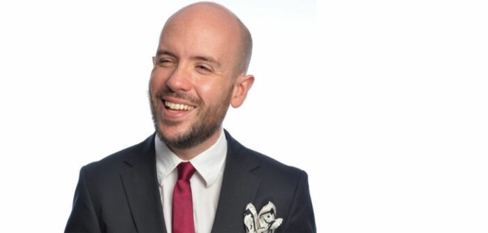 """Charmingly Funny and Remarkably Moving"" – A Review of Tom Allen's No Shame"