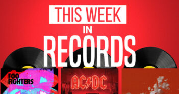 This Week in Records (15/11/2020) – Foo Fighters, AC/DC and Billie Eilish