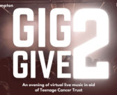 GIG 2 GIVE Charity Event Announcement