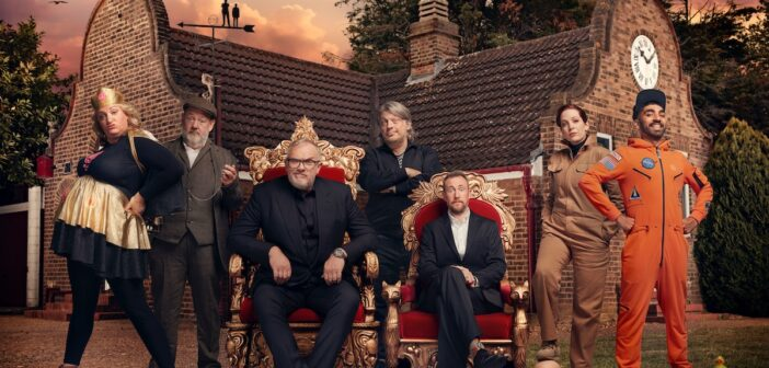 Review: Taskmaster (Series 10)