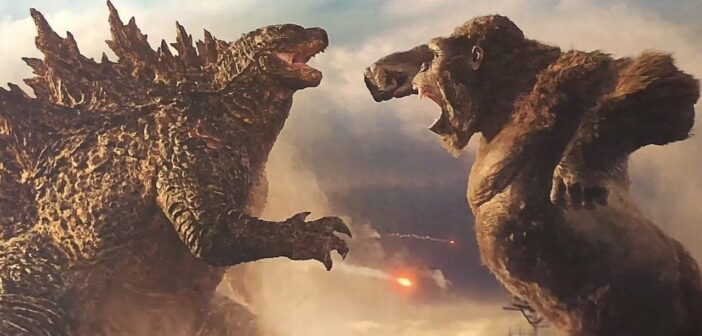 In Anticipation: Godzilla vs Kong