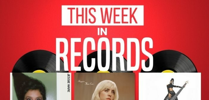This Week in Records (3/5/2021) – Jessie Ware, Billie Eilish and Willow
