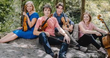 Free tickets available for students to see Sacconi Quartet at Turner Sims