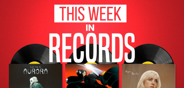 This Week In Records (12/07/2021) – Aurora, Nathy Peluso and Billie Eilish